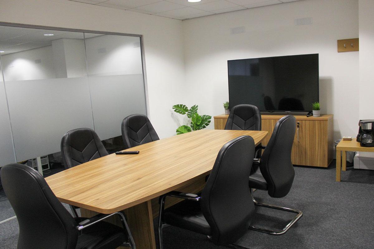 Glass Digital boardroom